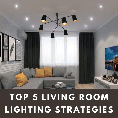 Living Room Lighting Strategies Designer Lightings Online Singapore